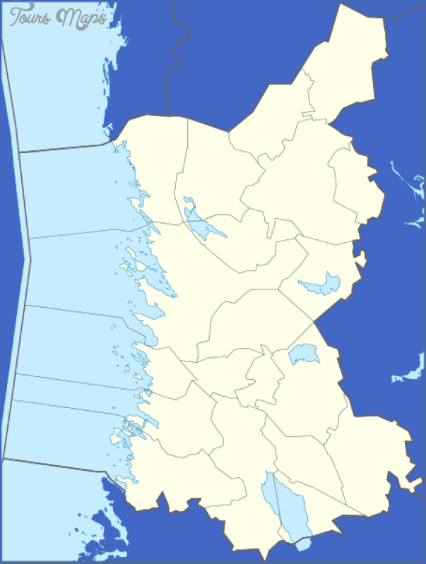 pori bjorneborg finland map 6 Pori Bjorneborg Finland Map