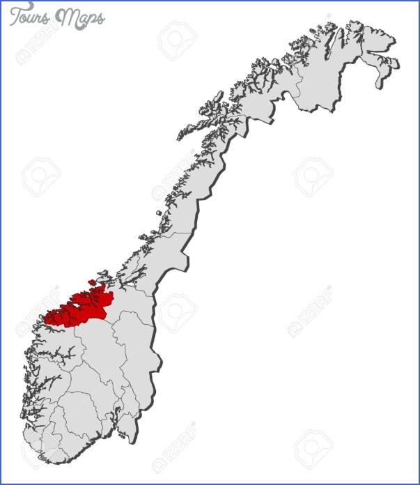 romsdal norway map 10 Romsdal Norway Map