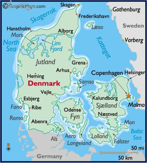 roskilde denmark map 3 Roskilde Denmark Map