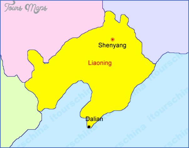 shenyang map 5 Shenyang Map