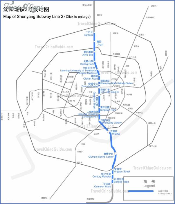 shenyang map 9 Shenyang Map