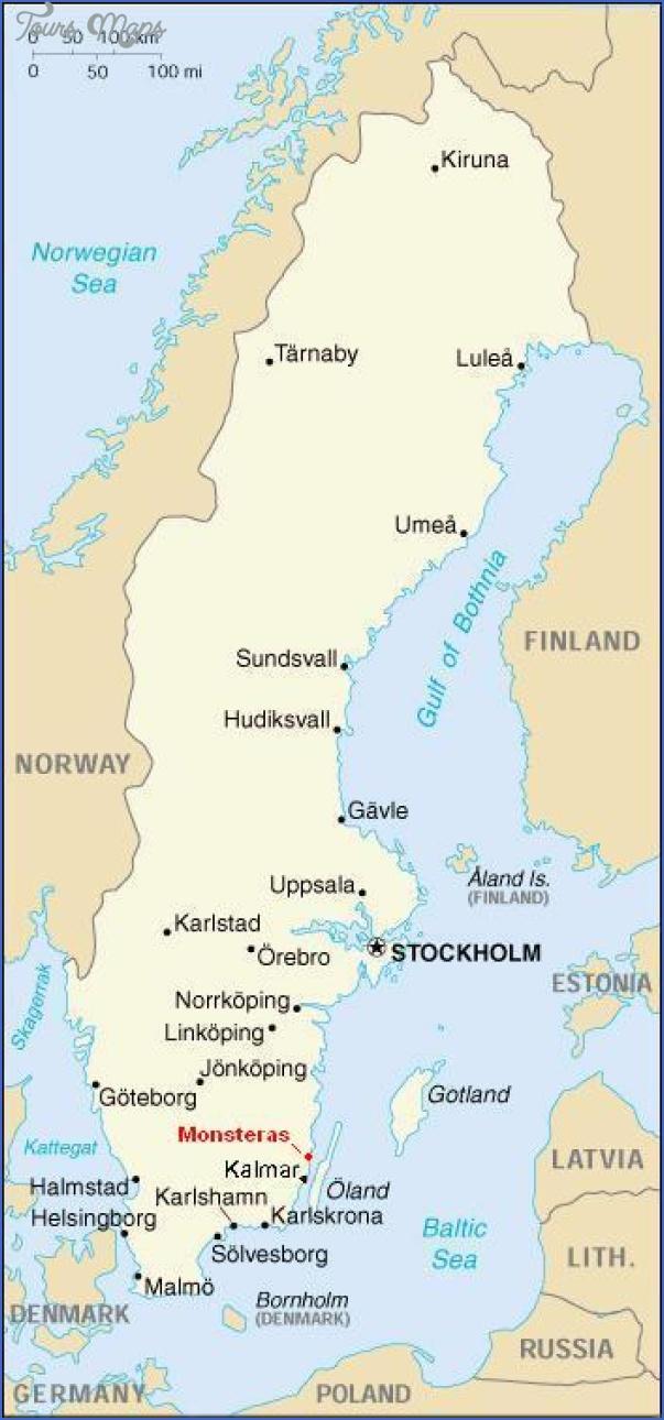 smaland sweden map 10 Smaland Sweden Map