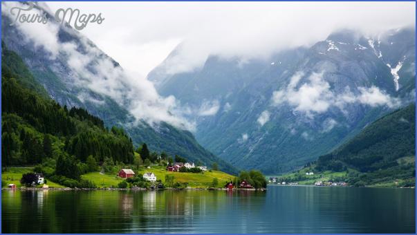 sognefjord norway NORWAY