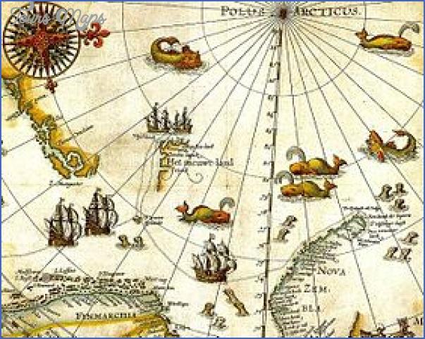 spitzbergen svalbard map 4 Spitzbergen Svalbard Map
