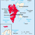spitzbergen svalbard map 9 150x150 Spitzbergen Svalbard Map