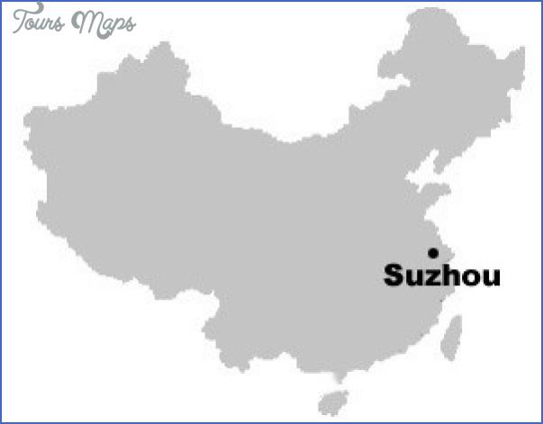 suzhou map 14 Suzhou Map