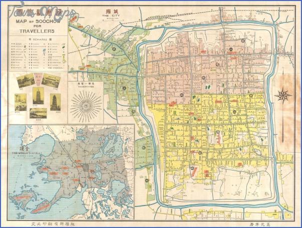 suzhou map 2 Suzhou Map