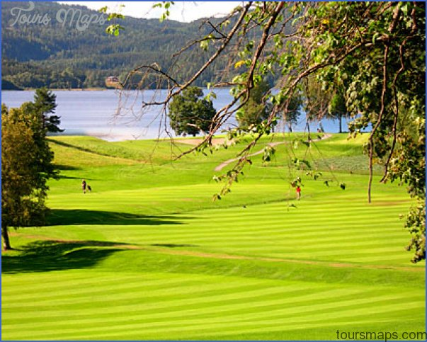 sweden golf Sweden Vacations