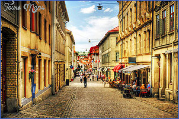 sweden gothenburg haga street Sweden Travel Destinations