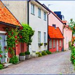 sweden gotland visby street 150x150 Sweden Travel Destinations