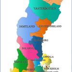 sweden map 3 150x150 Sweden Map Tourist Attractions
