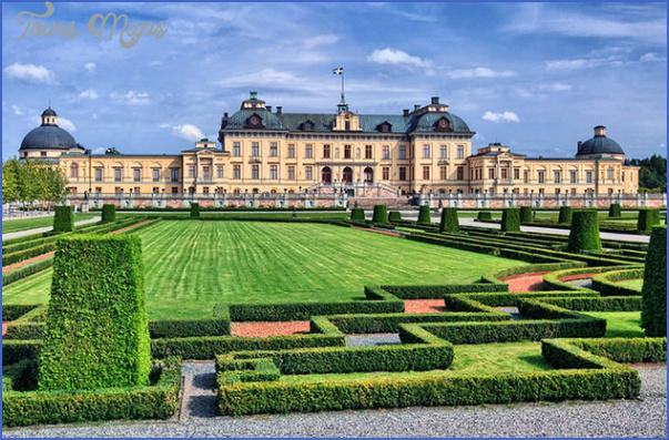 sweden stockholm drottningholm Sweden Travel Destinations