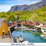 the nusfjord on the island of flakstadoy lofotens 12 150x150 The Nusfjord on the island of Flakstadoy Lofotens