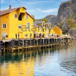 the nusfjord on the island of flakstadoy lofotens 9 150x150 The Nusfjord on the island of Flakstadoy Lofotens