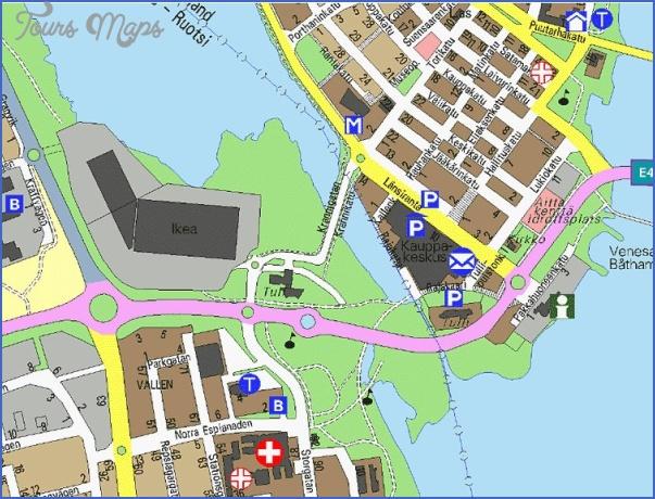 tornio tornea finland map 15 Tornio Tornea Finland Map