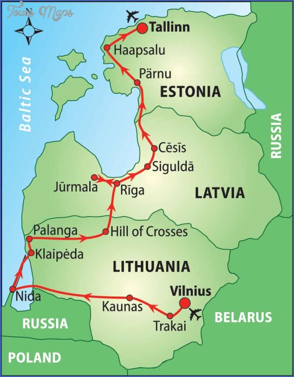 travel routes scandinavia 19 Travel routes Scandinavia