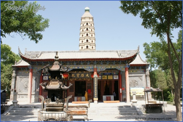 treasure pagoda haibao ta 1 Treasure pagoda Haibao Ta