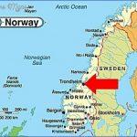 trondheim norway map 1 150x150 Trondheim Norway Map