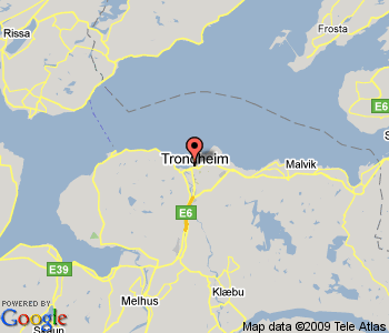 trondheim norway map 10 Trondheim Norway Map