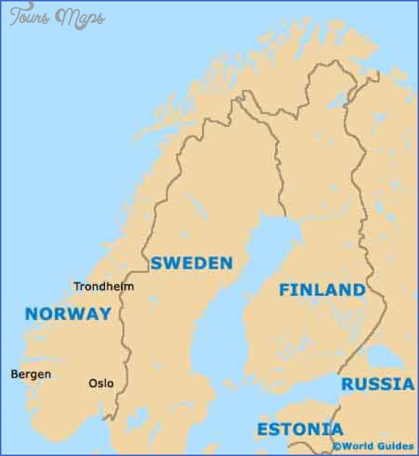 trondheim norway map 2 Trondheim Norway Map
