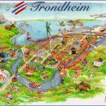 trondheim norway map 3 150x150 Trondheim Norway Map