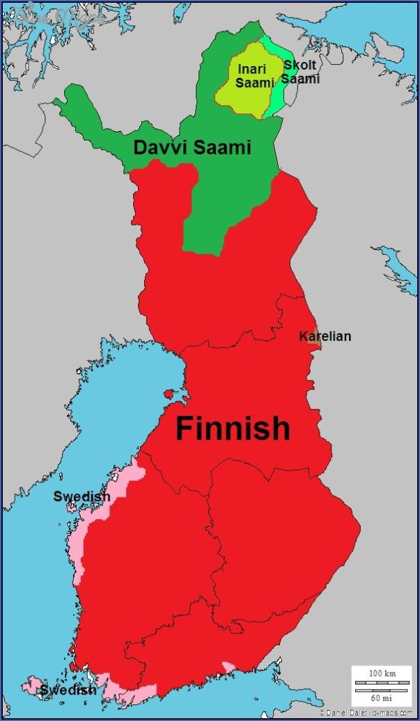 Vaasa Vasa Finland Map Toursmaps Com