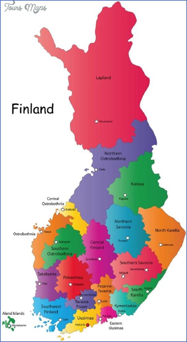 vaasa vasa finland map 11 Vaasa Vasa Finland Map