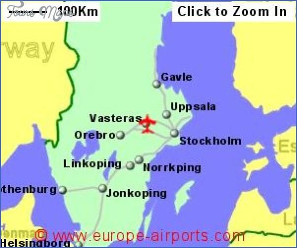 vasteras sweden map 0 Vasteras Sweden Map