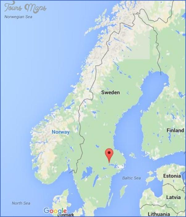 vasteras sweden map 7 Vasteras Sweden Map