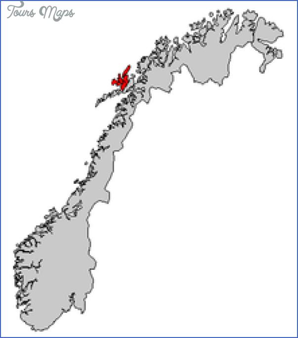 vesteralen norway map 6 Vesteralen Norway Map