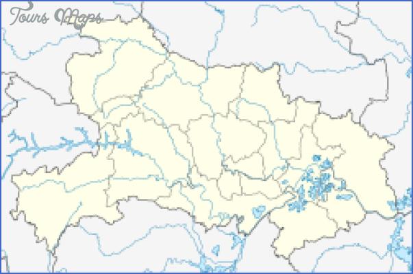 xiangfan map 7 Xiangfan Map
