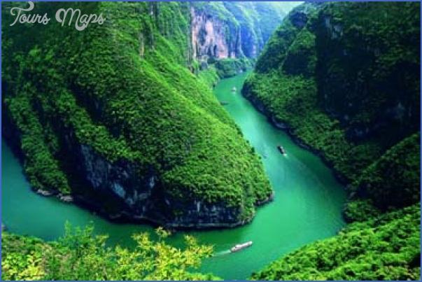 xiling xia gorge 6 Xiling Xia Gorge
