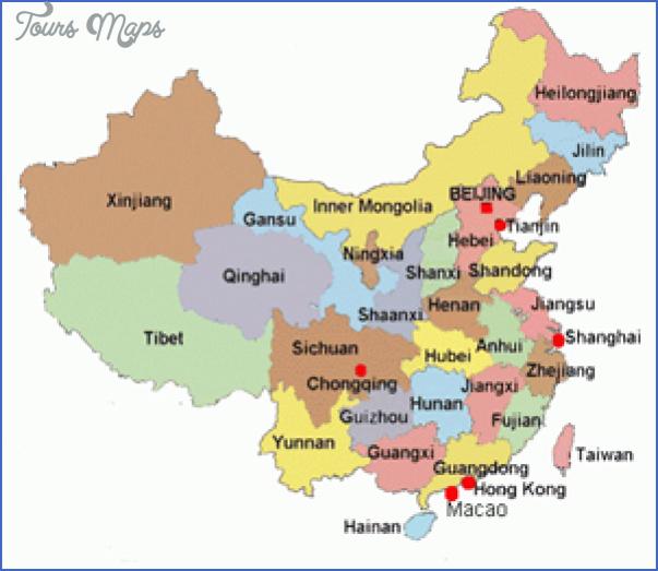 yanan map 2 Yanan Map