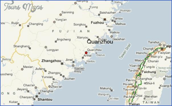 zayton location guide Quanzhou Map