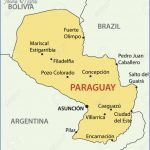 27544914 republic of paraguay vector map stock vector 150x150 Paraguay Map