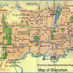 asia shenzhen map map of shenzhen china shenzhen city tourist map 150x150 SHENZHEN TOURIST MAP