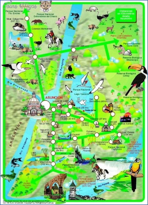 asuncion guide for tourist  1 Asuncion Guide for Tourist