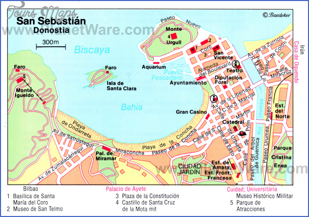 asuncion map tourist attractions 10 Asuncion Map Tourist Attractions