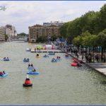Paris à la nage : le bassin de la Villette rendu aux nageurs ...