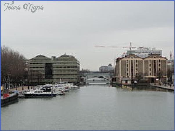 Bassin de la Villette — Wikipédia