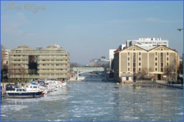 Les entrepôts du bassin de la Villette - Evous