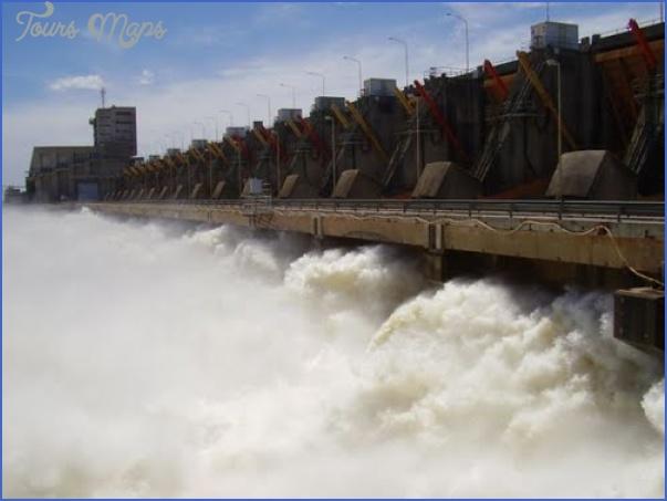 central hidroelectrica yacyreta paraguay 2 Central Hidroelectrica Yacyreta Paraguay