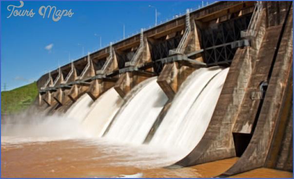 central hidroelectrica yacyreta paraguay 6 Central Hidroelectrica Yacyreta Paraguay