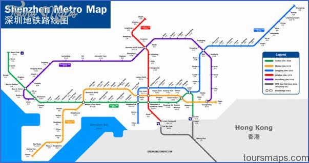 china metros page 68 skyscrapercity 1 SHENZHEN METRO MAP ENGLISH