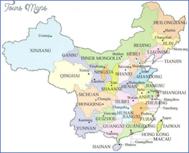 chinamap MAP SHENZHEN EMS CHINA