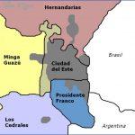 ciudad del este map paraguay 0 150x150 Ciudad del Este Map Paraguay