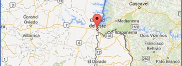 Ciudad del Este Map Paraguay_30.jpg