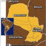 ciudad del este map paraguay 4 150x150 Ciudad del Este Map Paraguay
