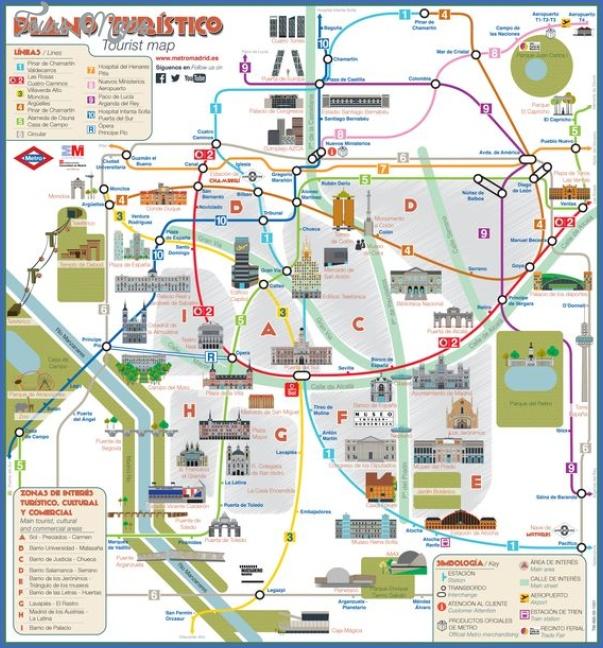 ciudad del este map tourist attractions 4 Ciudad del Este Map Tourist Attractions