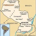 encarnacion map paraguay 1 150x150 Encarnacion Map Paraguay